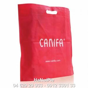 Túi vải thô