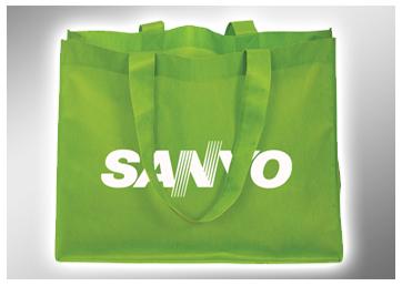 Túi vải in logo thương hiệu