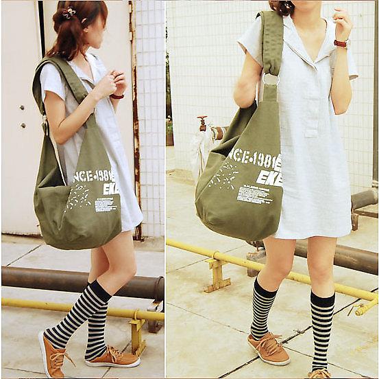 Túi vải thô thời trang tại Hà nội 2