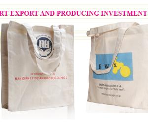 Túi vải bố đa dạng Hanoipie
