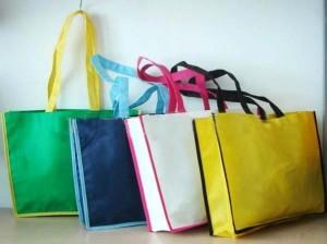 Túi vải không dệt đa dạng màu sắc