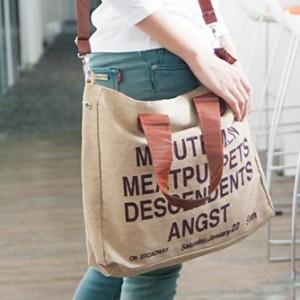 Túi vải phong cách